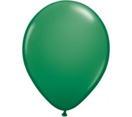Balionai, pasteliniai žali (100 vnt./13 cm. Q5)