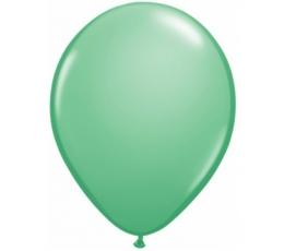 Balionai, pasteliniai žali (100 vnt./28 cm. Q11)