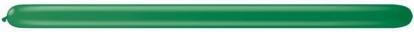 Modeliavimo balionai, pasteliniai žali (100vnt. Q160)