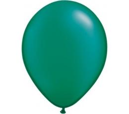 Balionai, perlamutriniai žali (25 vnt./28 cm.Q11)