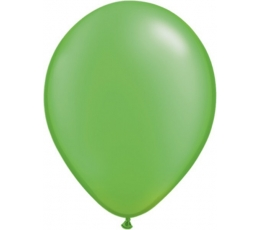 Balionai, perlamutriniai žali (25vnt./28cm.Q11)