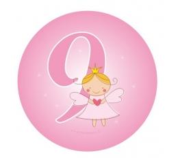 """Ženkliukas. Angeliukas """"9"""" (7.7 cm.)"""