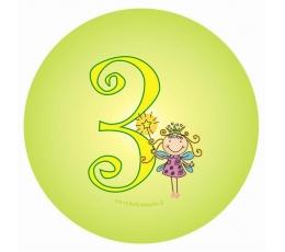 "Ženkliukas. Fėja ""3"" (5.5cm.)"