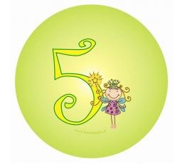 "Ženkliukas. Fėja ""5"" (7.7 cm.)"
