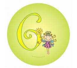 "Ženkliukas. Fėja ""6"" (7.7 cm.)"