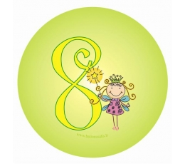 "Ženkliukas. Fėja ""8"" (7.7 cm.)"