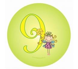 "Ženkliukas. Fėja ""9"" (7.7 cm.)"