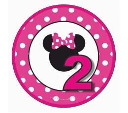 """Ženkliukas Minė """"2"""" (5.5 cm.)"""