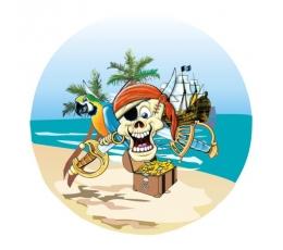 """Ženkliukas """"Piratas"""" (7.7 cm.)"""