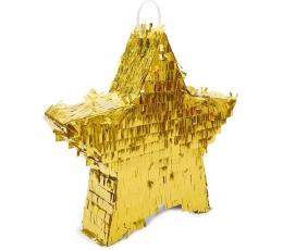 """Pinjata """"Aukso žvaigždė"""" (44 x 42 cm)"""