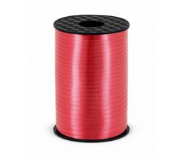 Plastikinė juostelė, raudona (5 mm/225 m)