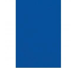 Popierinė staltiesė, mėlyna (137x274 cm)