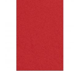 Popierinė staltiesė, raudona (137x274 cm)