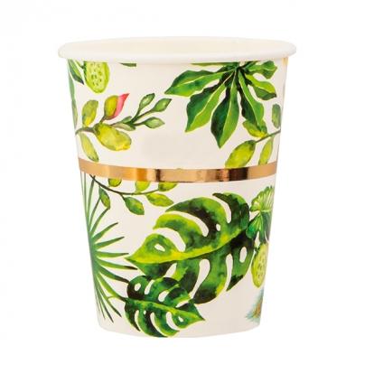 """Puodeliai """"Aukso palmės"""" (8 vnt./250 ml)"""