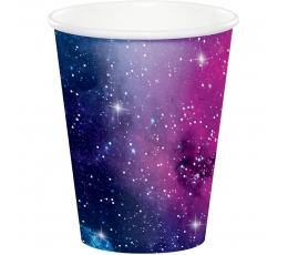 "Puodeliai ""Galaktika"" (8 vnt./266 ml)"