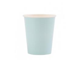 Puodeliai, melsvi (8 vnt./250 ml)