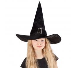Raganaitės skrybėlė, su sagtele