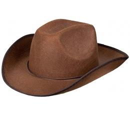 Rodeo skrybėlė, ruda