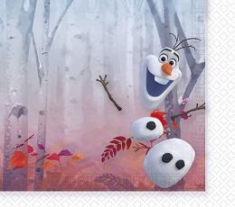 """Servetėlės """"Frozen 2"""" (20 vnt.) 1"""
