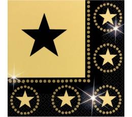 "Servetėlės ""Holivudo žvaigždė"" (16 vnt.)"