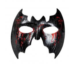 Šikšnosparnio kaukė, kraujuota