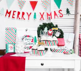 """Smeigtukai-dekoracijos """"Kalėdos"""" (7 vnt.) 1"""