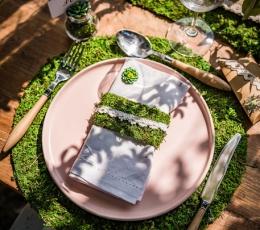 Stalo padėkliukas, samaninis (35 cm) 1