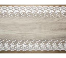 Stalo takelis-mezginys, baltas (45x900 cm)