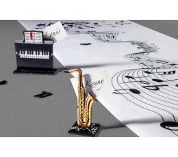 """Stalo takelis """"Muzika"""" (30 cmx5 m)"""
