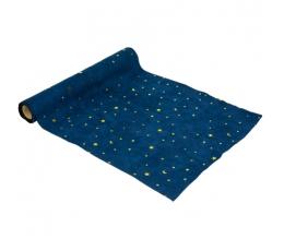 """Stalo takelis """"Žvaigždėtas dangus"""" (28 cm x 3 m)"""