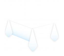 Staltiesė, melsva ombre (120x180 cm)