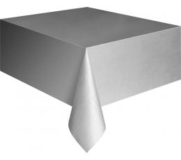 Staltiesė, pilka (137x 274 cm)
