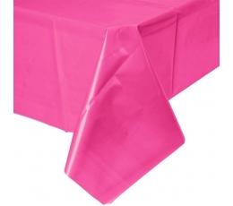 Staltiesė, ryškiai rožinė (137x274 cm)