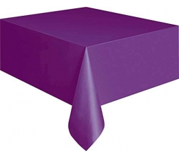 Staltiesė, violetinė (137x 274 cm)