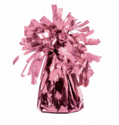 Svarelis balionams, rožinio aukso spalvos
