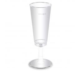 Taurės gėrimams, skaidrios ( 6 vnt./100 ml)