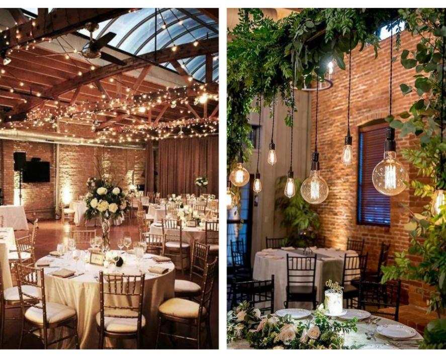 Vestuvių dekoravimo idėjos