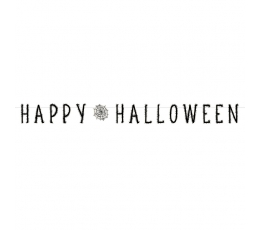 "Voro girlianda ""Happy Halloween"" (180 x 15 cm)"