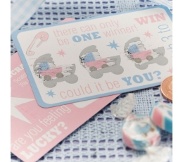 """Žaidimas-loterija """"Baby"""" (10 kortelių)"""