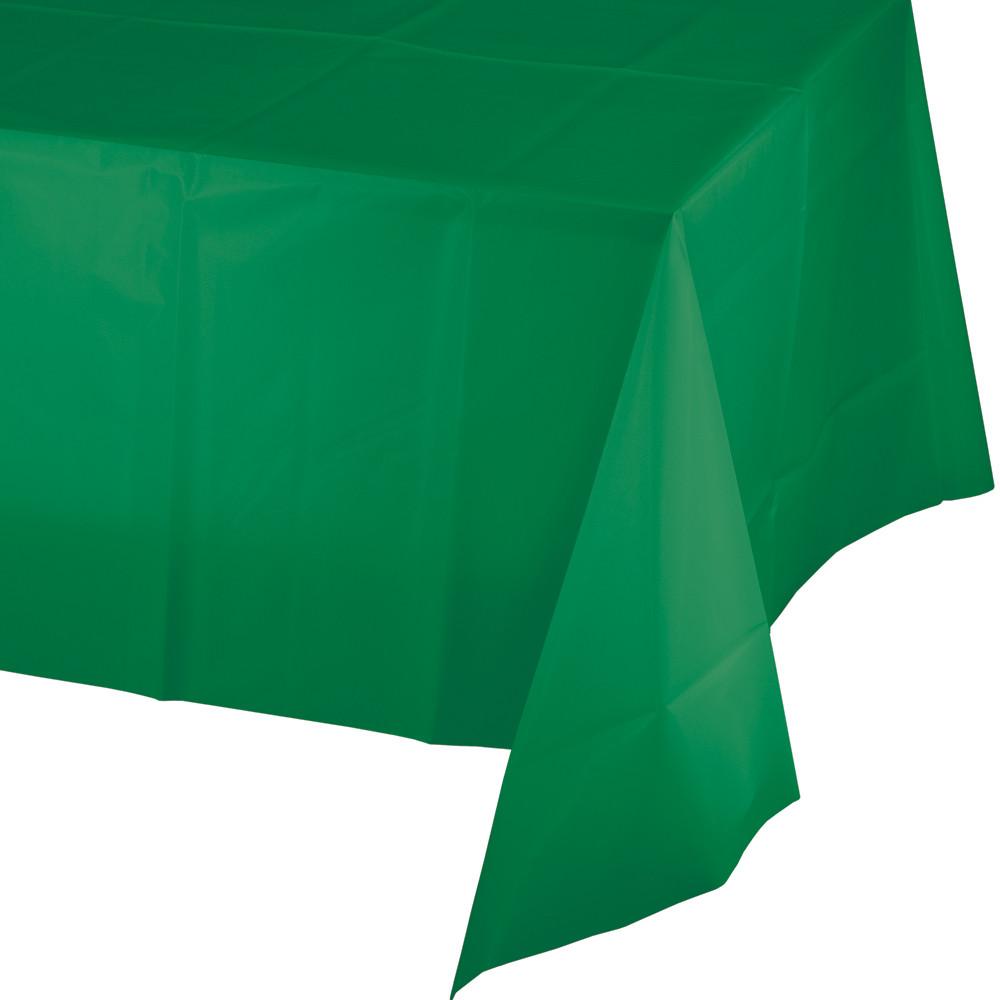Staltiesė, žalia (137x274 cm)