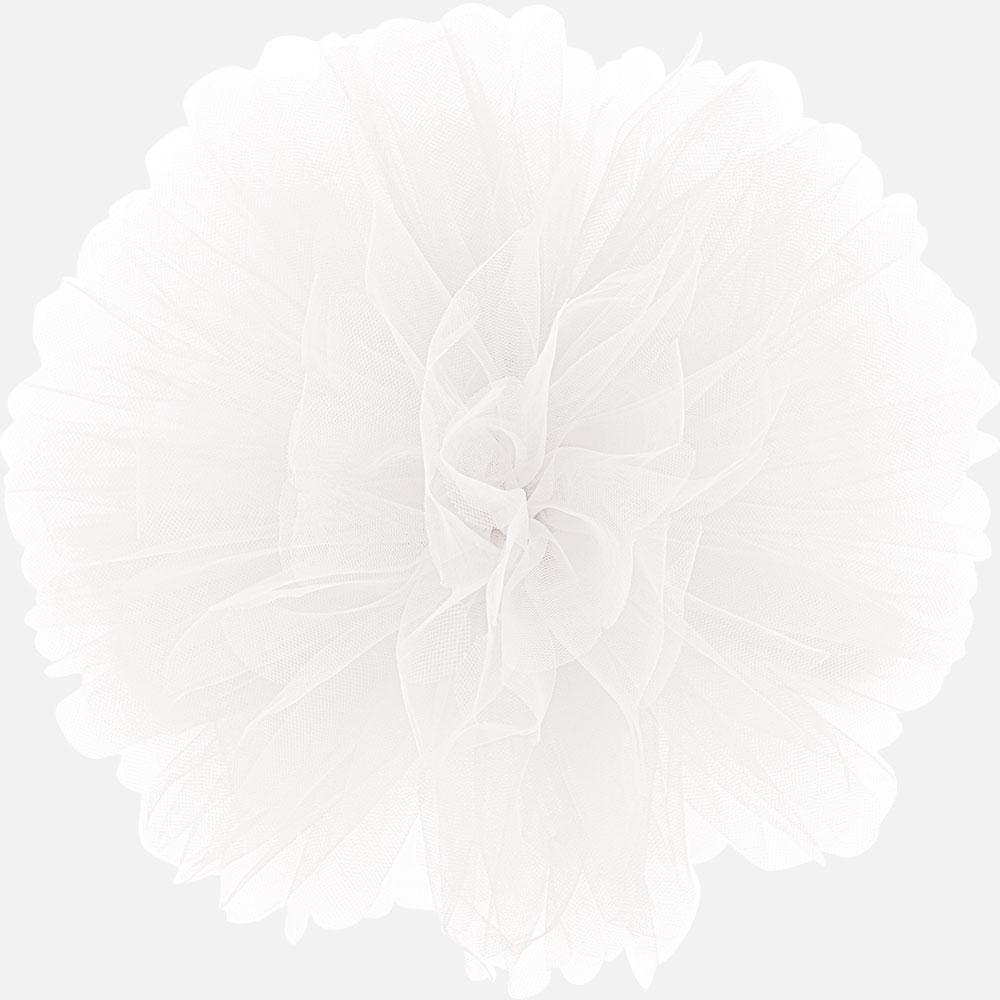 Tiulio purutis, baltas (25 cm)