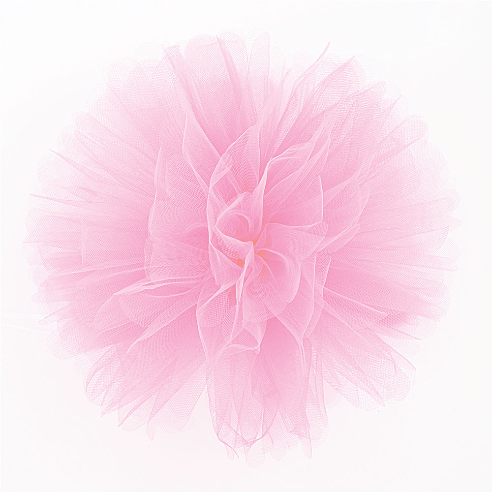 Tiulio purutis, rožinis (25 cm)