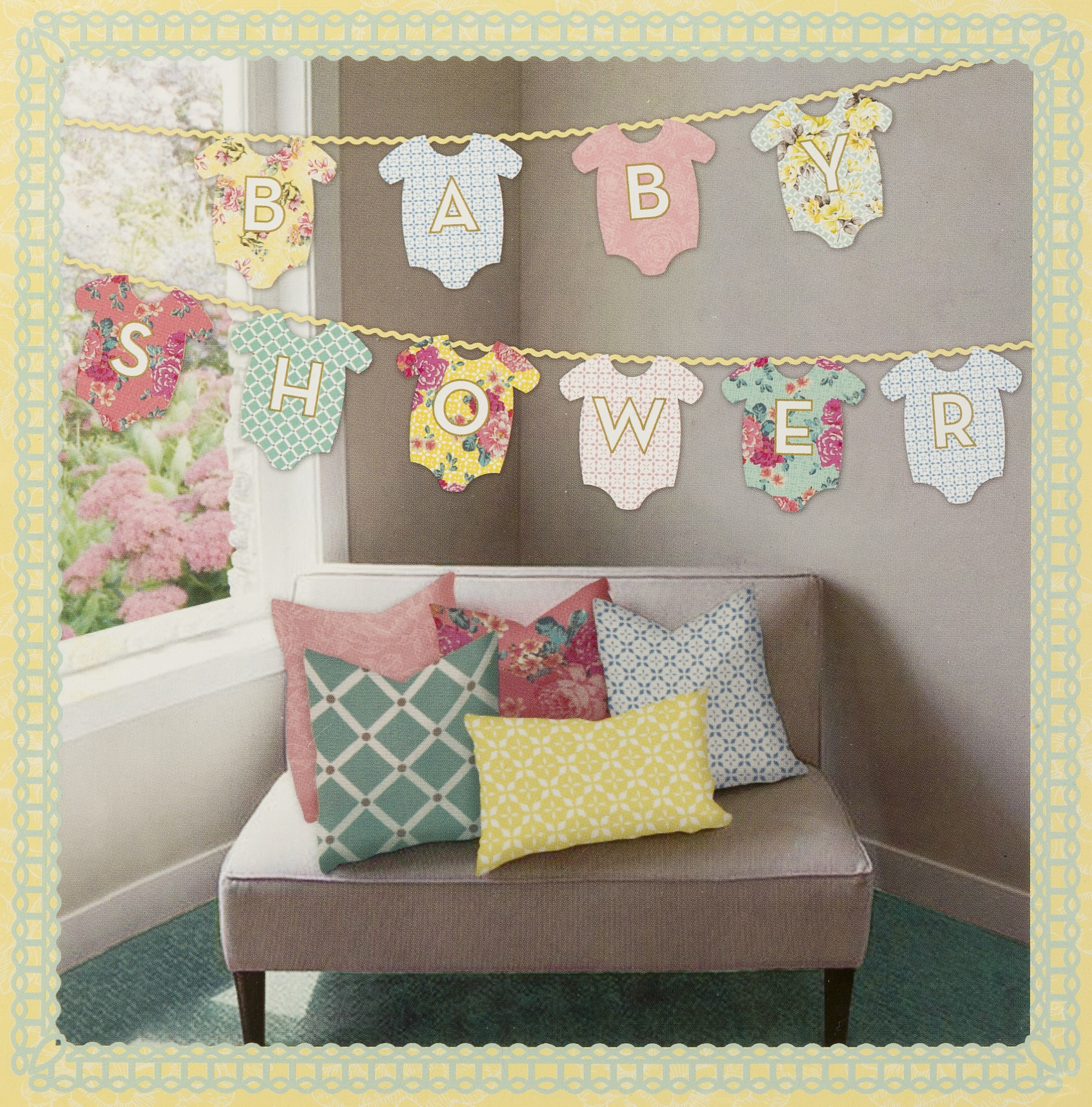 "Girlianda ""Baby shower"" (3 m)"