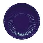 Lėkštutės-padėkliukai, tamsiai mėlyni (8 vnt./ 29 cm)