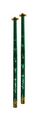 Mago lazdelės / žalia (2 vnt./ 32 cm.)