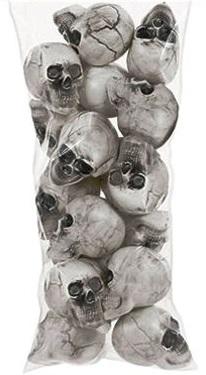Mini kaukolės (18 vnt.)
