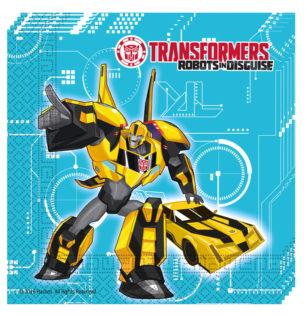"Servetėlės ""Transformeriai.Power up"" (20 vnt.)"