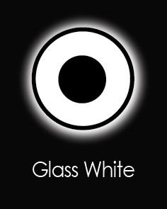 """Akių lęšiai """"GLASS WHITE"""" (1 dienos)"""
