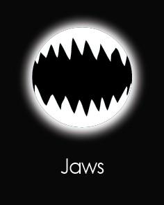 """Akių lęšiai """"JAWS"""" (1 dienos)"""