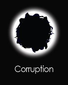 """Akių lęšiai """"MINI SCLERA CORRUPTION"""" (1 dienos)"""